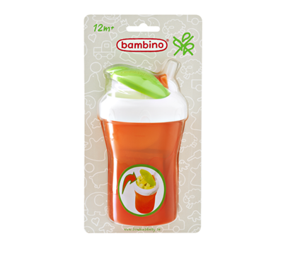 Bambino Snack'n'sip Cup