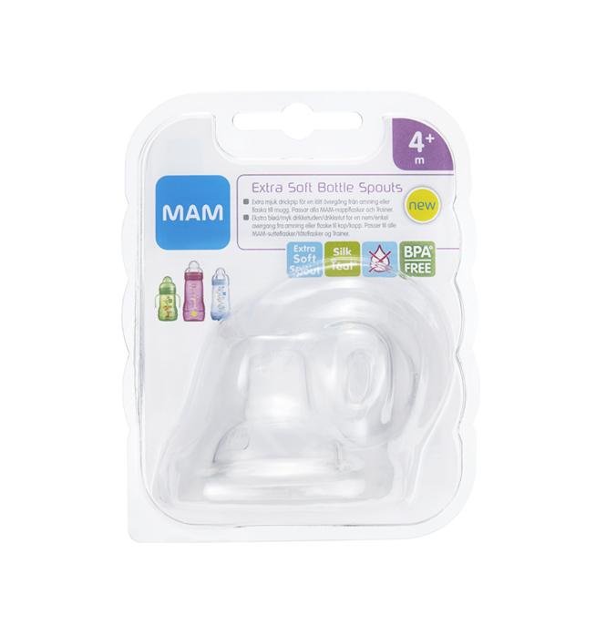MAM Extra Soft Bottle Spout