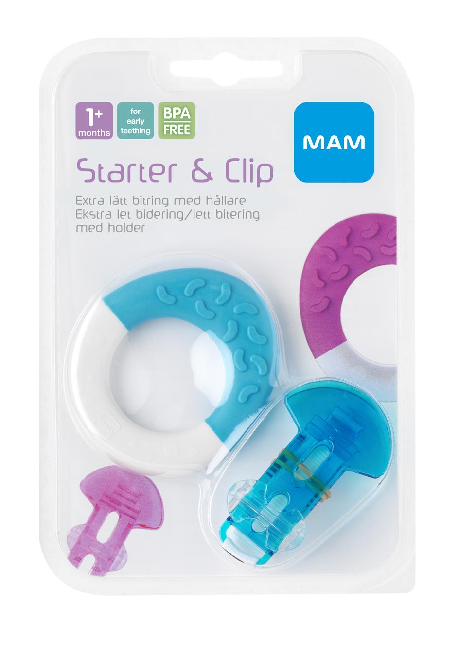 MAM Starter & Clip
