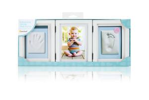 Babyprints Deluxe Ram Trippel Ledad Vit