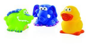 Nûby Bath squirters (3p)