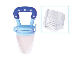 Cherub Baby Fresh Food Feeder Blå