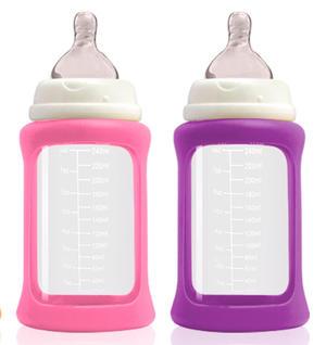 Cherub Baby Flaska 240 ml Wideneck (2-pack)