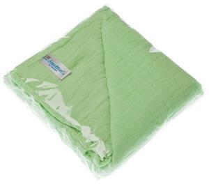 Snuttefilt Grön