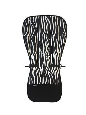 Barnvagnsdyna Zebra